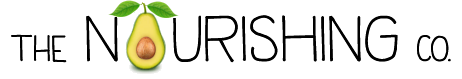The Nourishing Co – Jessica Blake Logo